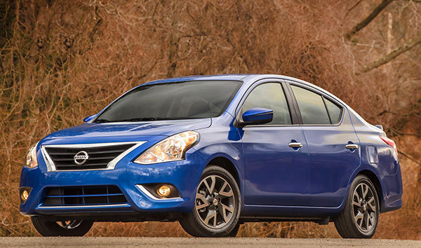 2018 Nissan Versa Newcartestdrive