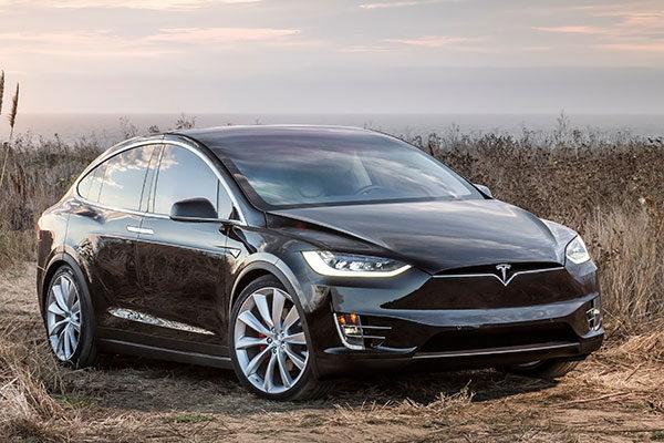 New Car Test Drive >> 2018 Tesla Model X - NewCarTestDrive