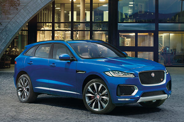2018 Jaguar F-Pace Specification, Price & Review