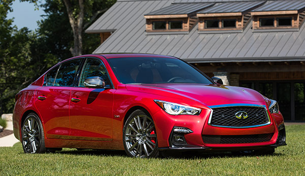 2018 Infiniti Q50 Specification, Price & Review
