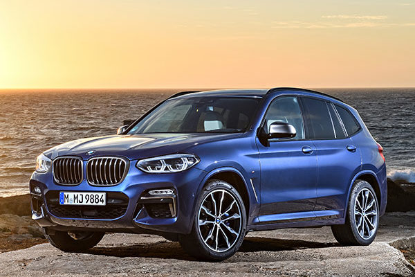 2018 BMW X3 Specification, Price & Review
