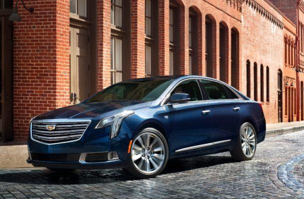 2019 Cadillac Xts Review