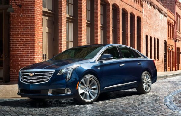 2019 Cadillac XTS Review