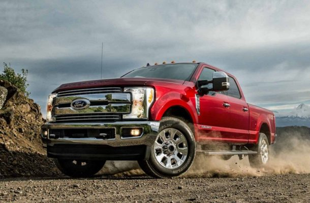 2019 Ford Super-Duty Specification, Price & Review