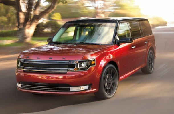 2019 Ford Flex Review