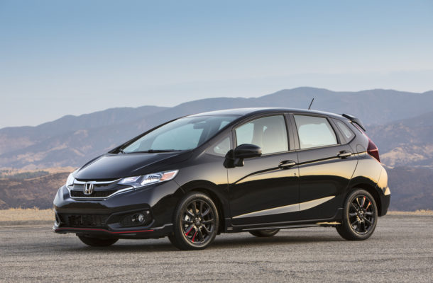 2019 Honda Fit Specification, Price & Review